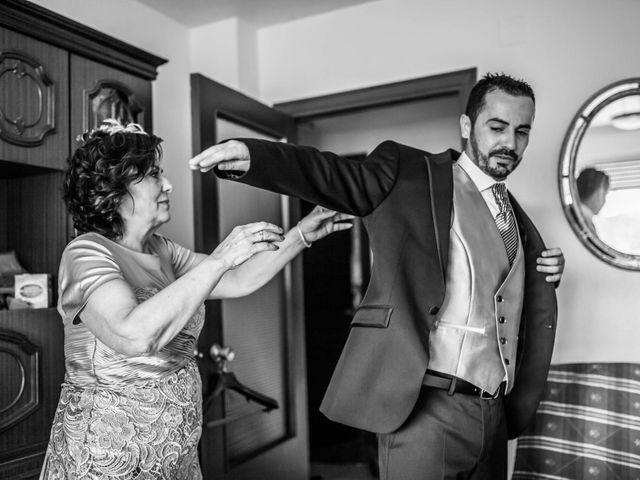 La boda de Alberto y Sonia en Ciudad Rodrigo, Salamanca 15