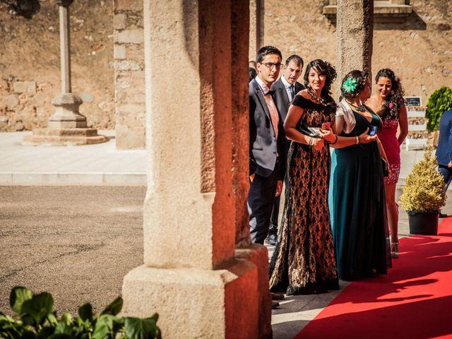 La boda de Alberto y Sonia en Ciudad Rodrigo, Salamanca 50