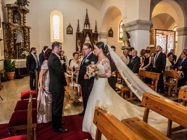 La boda de Alberto y Sonia en Ciudad Rodrigo, Salamanca 57