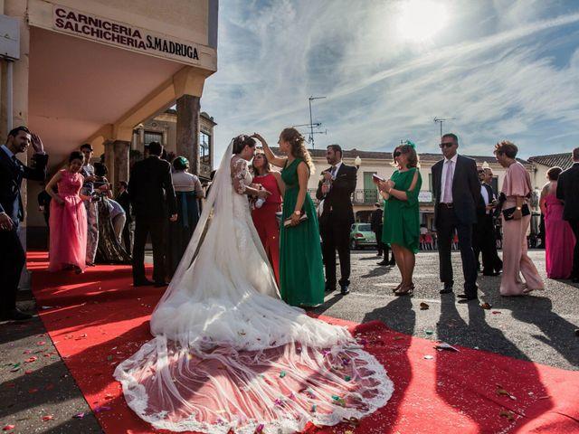 La boda de Alberto y Sonia en Ciudad Rodrigo, Salamanca 78