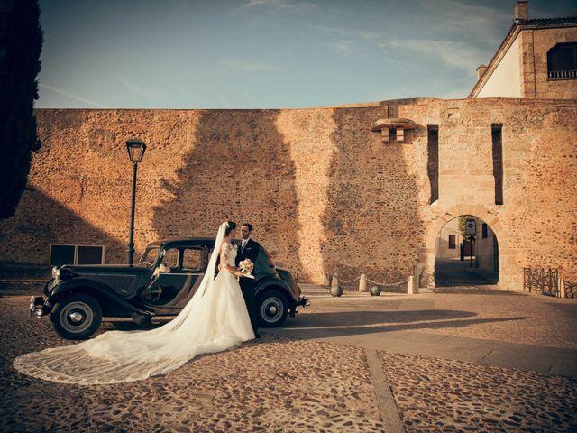 La boda de Alberto y Sonia en Ciudad Rodrigo, Salamanca 86