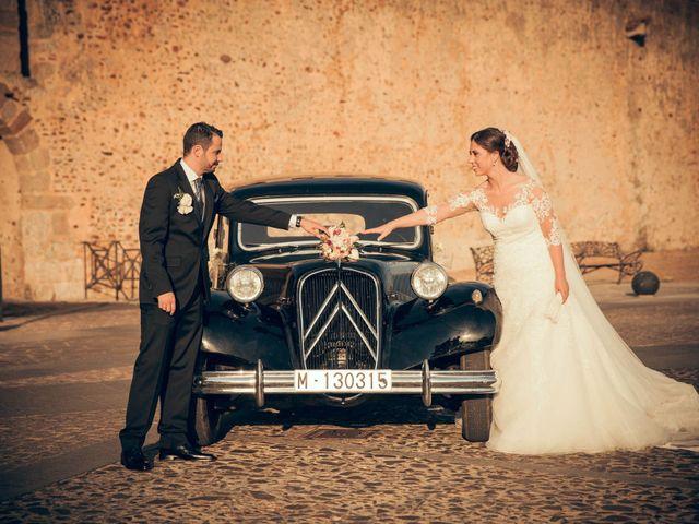La boda de Alberto y Sonia en Ciudad Rodrigo, Salamanca 87