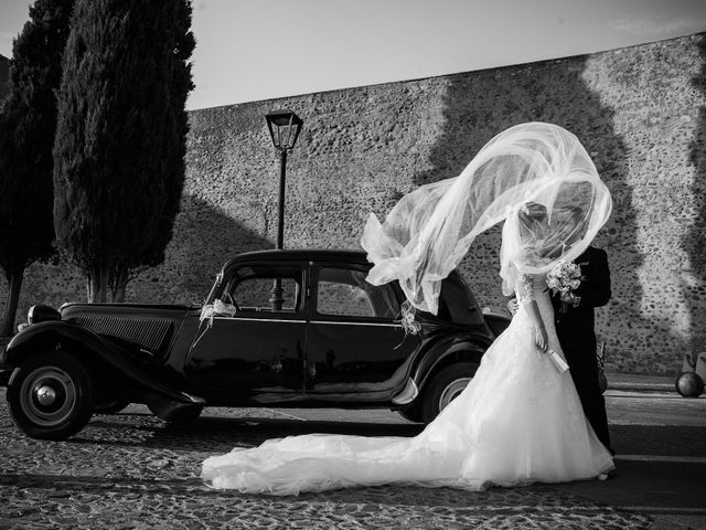 La boda de Alberto y Sonia en Ciudad Rodrigo, Salamanca 90