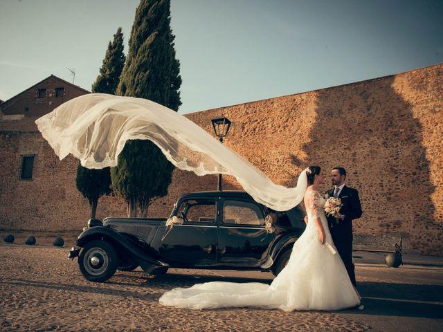 La boda de Alberto y Sonia en Ciudad Rodrigo, Salamanca 92