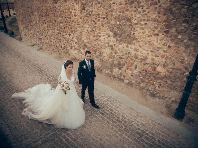 La boda de Alberto y Sonia en Ciudad Rodrigo, Salamanca 99