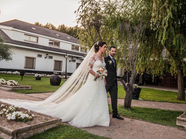 La boda de Alberto y Sonia en Ciudad Rodrigo, Salamanca 105