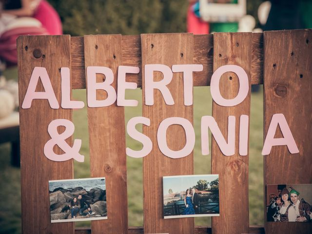 La boda de Alberto y Sonia en Ciudad Rodrigo, Salamanca 112