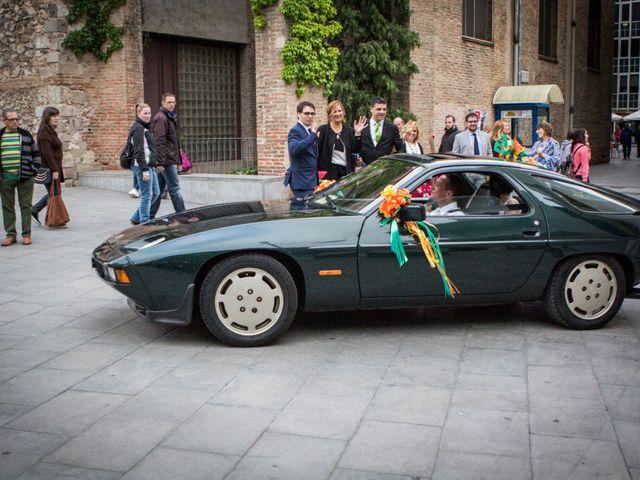 La boda de Josep y Judith en Canovelles, Barcelona 4