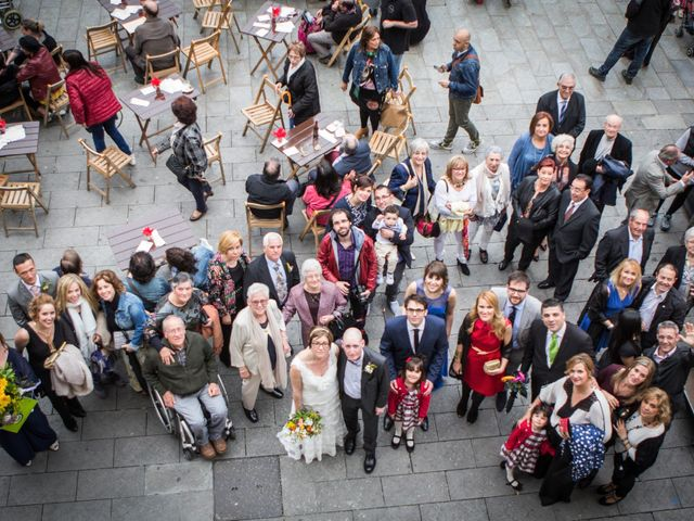 La boda de Josep y Judith en Canovelles, Barcelona 5