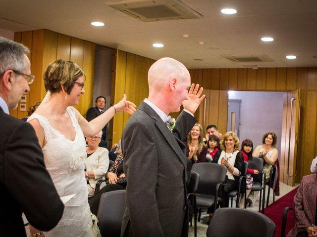La boda de Josep y Judith en Canovelles, Barcelona 9