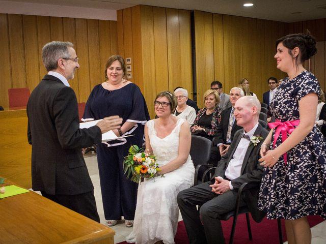 La boda de Josep y Judith en Canovelles, Barcelona 13