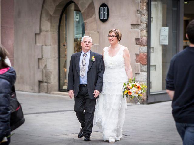 La boda de Josep y Judith en Canovelles, Barcelona 15