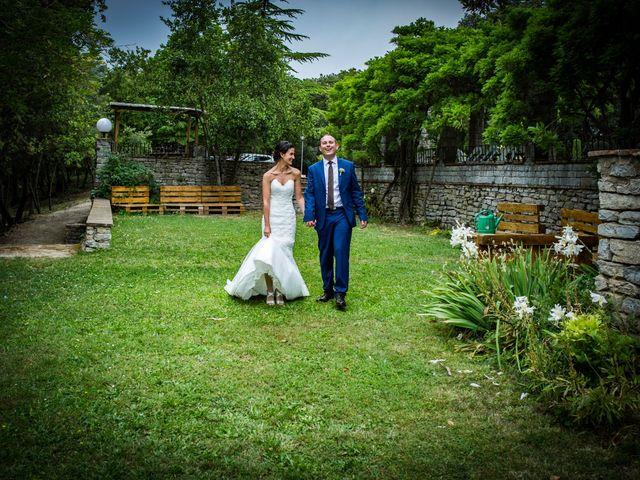La boda de Aida y Nico