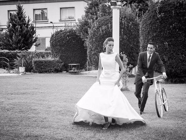 La boda de Carla y Jorge