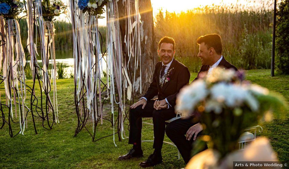 La boda de German y Javier en Valencia, Valencia