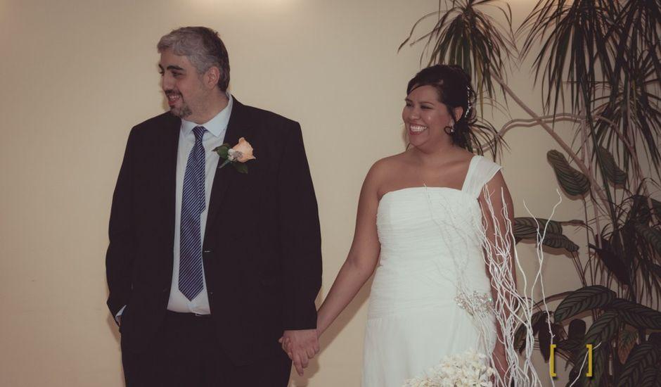 La boda de Javier y Jessica en Madrid, Madrid