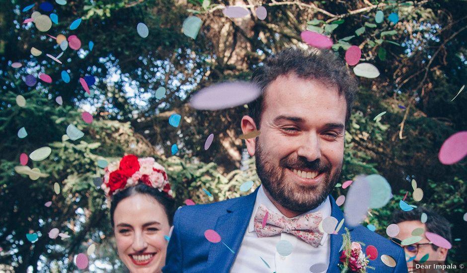 La boda de Raúl y Laura en Los Angeles De San Rafael, Segovia