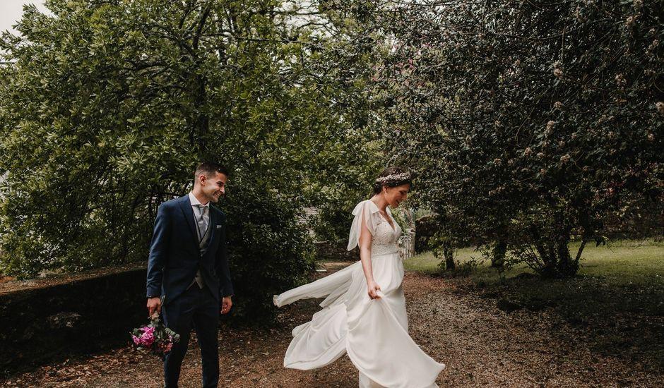 La boda de Rafael  y Rocío en Mondariz (Balneario), Pontevedra