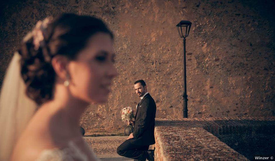 La boda de Alberto y Sonia en Ciudad Rodrigo, Salamanca