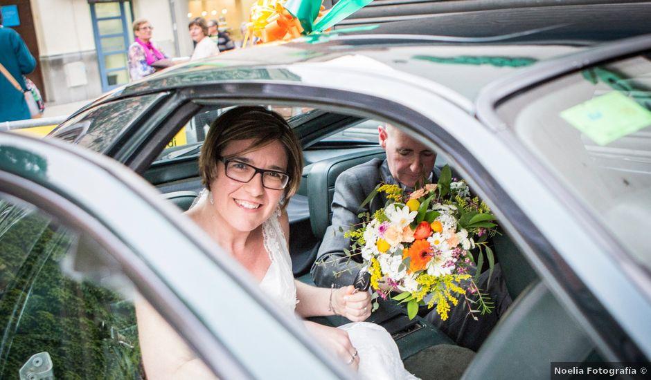 La boda de Josep y Judith en Canovelles, Barcelona