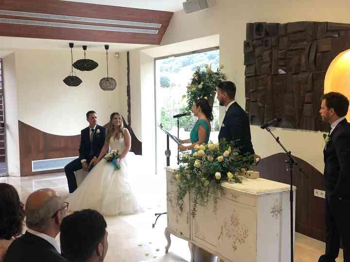 La boda de Marina y Ferran
