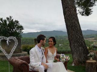 La boda de Vera Lucia  y Andrés