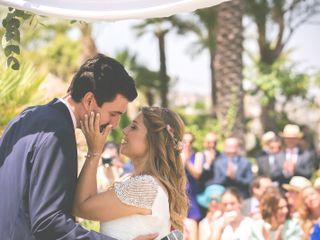 La boda de Marta y Fernando