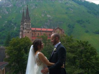 La boda de Lourdes y José
