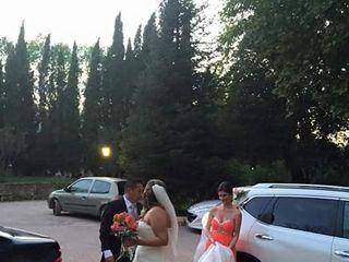 La boda de Fatima y Francisco 3