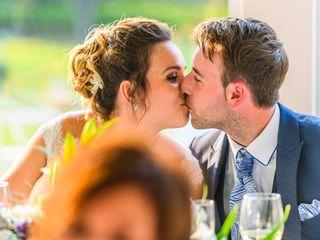 La boda de Saray y Angel