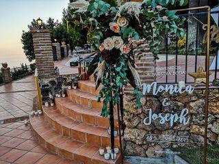 La boda de Mónica y Joseph  1