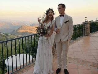 La boda de Mónica y Joseph