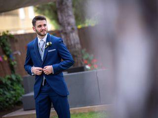 La boda de Cristina y Dani 2