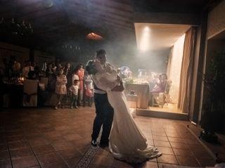 La boda de Iván y Lídia 1