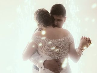 La boda de Iván y Lídia