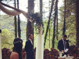 La boda de Carme y Alex 1