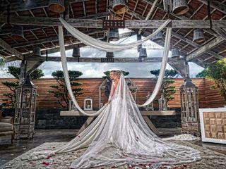 La boda de Marisa y Nacho
