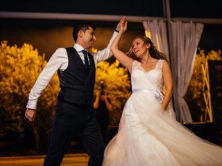 La boda de Sandra y Javi