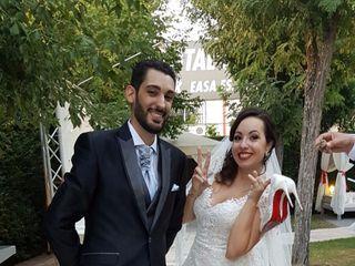 La boda de Marina  y Luis