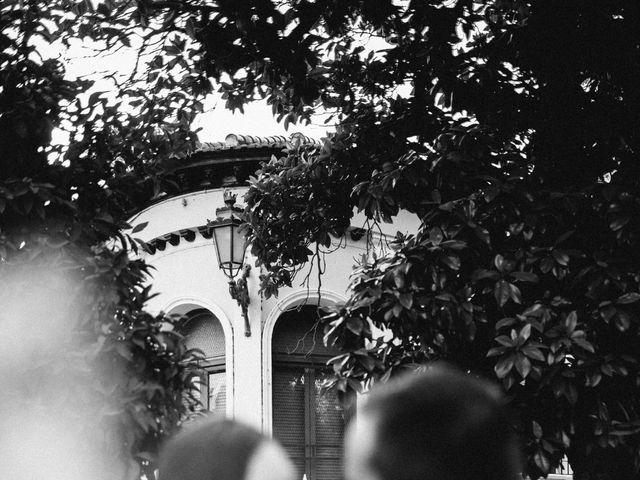 La boda de Juan y Rosa en Granada, Granada 19