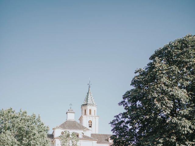 La boda de Juan y Rosa en Granada, Granada 20