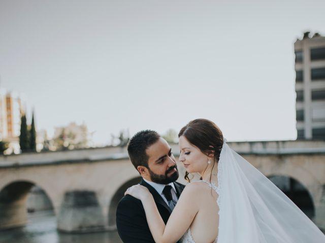 La boda de Juan y Rosa en Granada, Granada 22