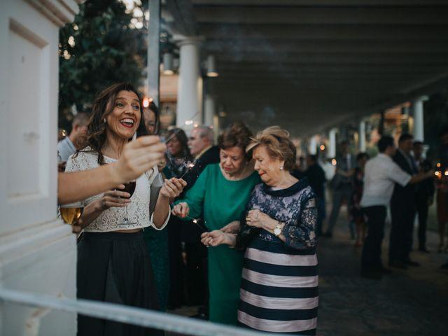 La boda de Juan y Rosa en Granada, Granada 26