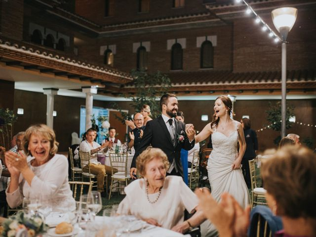 La boda de Juan y Rosa en Granada, Granada 31