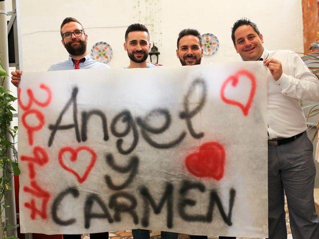 La boda de Angel y Carmen en Xàtiva, Valencia 15