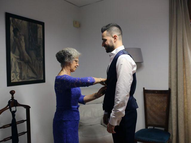 La boda de Angel y Carmen en Xàtiva, Valencia 20