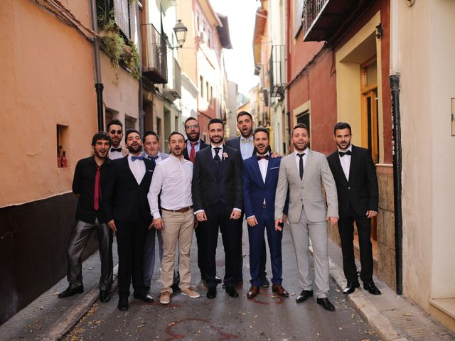 La boda de Angel y Carmen en Xàtiva, Valencia 27
