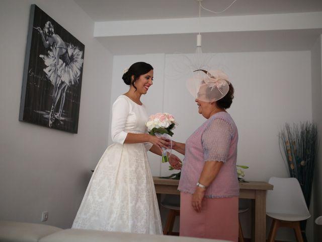 La boda de Angel y Carmen en Xàtiva, Valencia 38