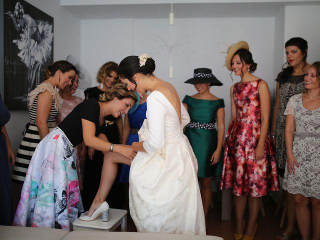 La boda de Angel y Carmen en Xàtiva, Valencia 40