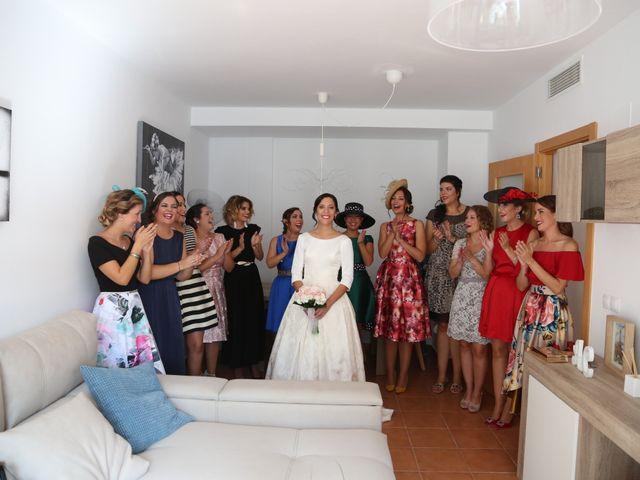 La boda de Angel y Carmen en Xàtiva, Valencia 42